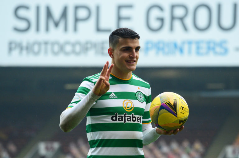 Celtic Mohamed Elyounoussi