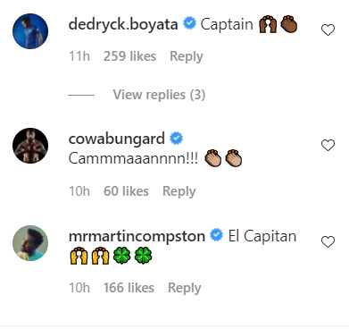 People react to Scott Brown's Celtic post on Instagram