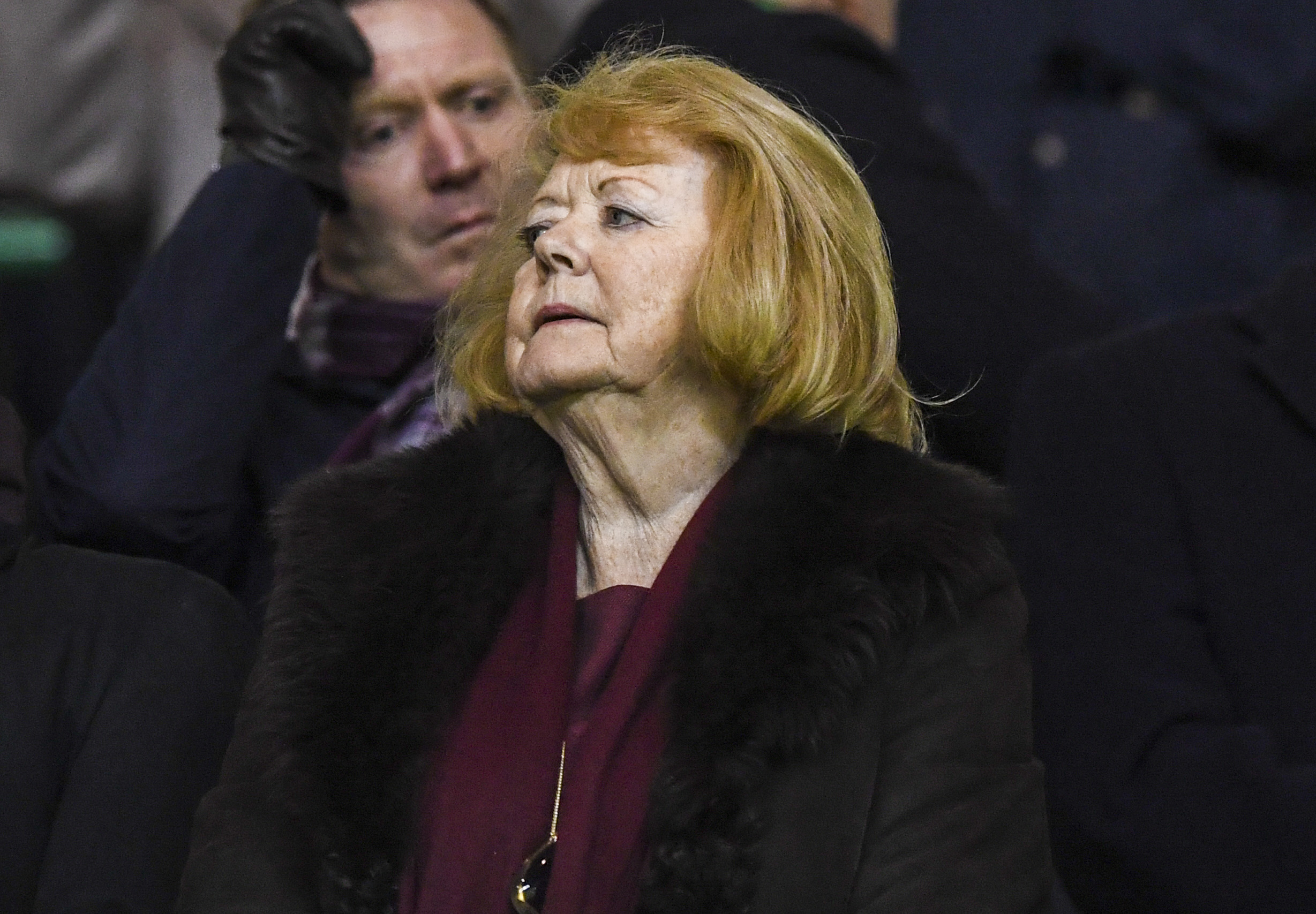 Hearts owner Ann Budge has splashed out on their preparations ahead of Celtic clash
