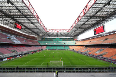 The San Siro will host AC Milan and Celtic tomorrow night