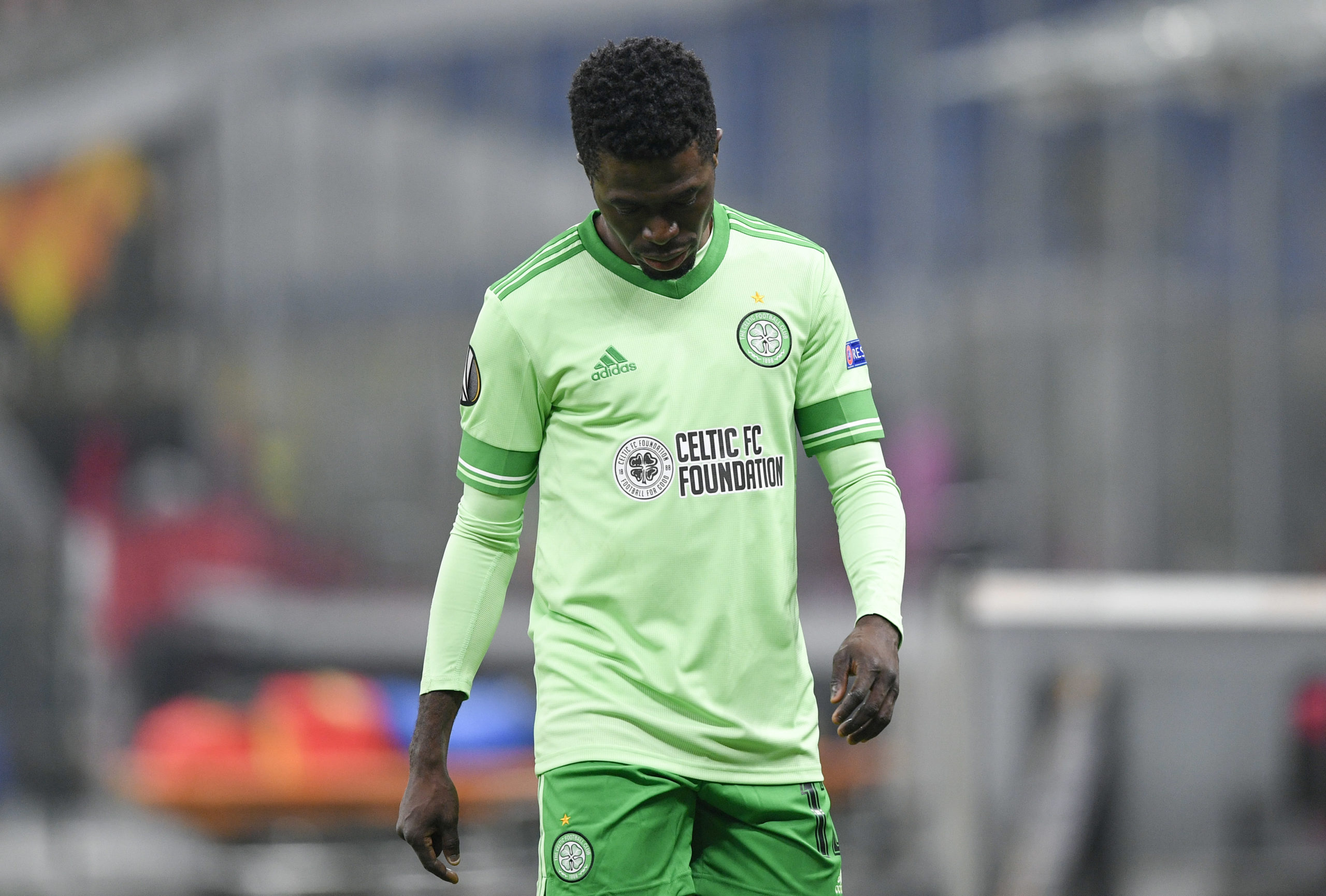 It's time for Celtic boss to unleash rarely seen signing; Sunday is the perfect chance