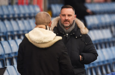 Celtic fans don't have a great relationship with Kris Boyd