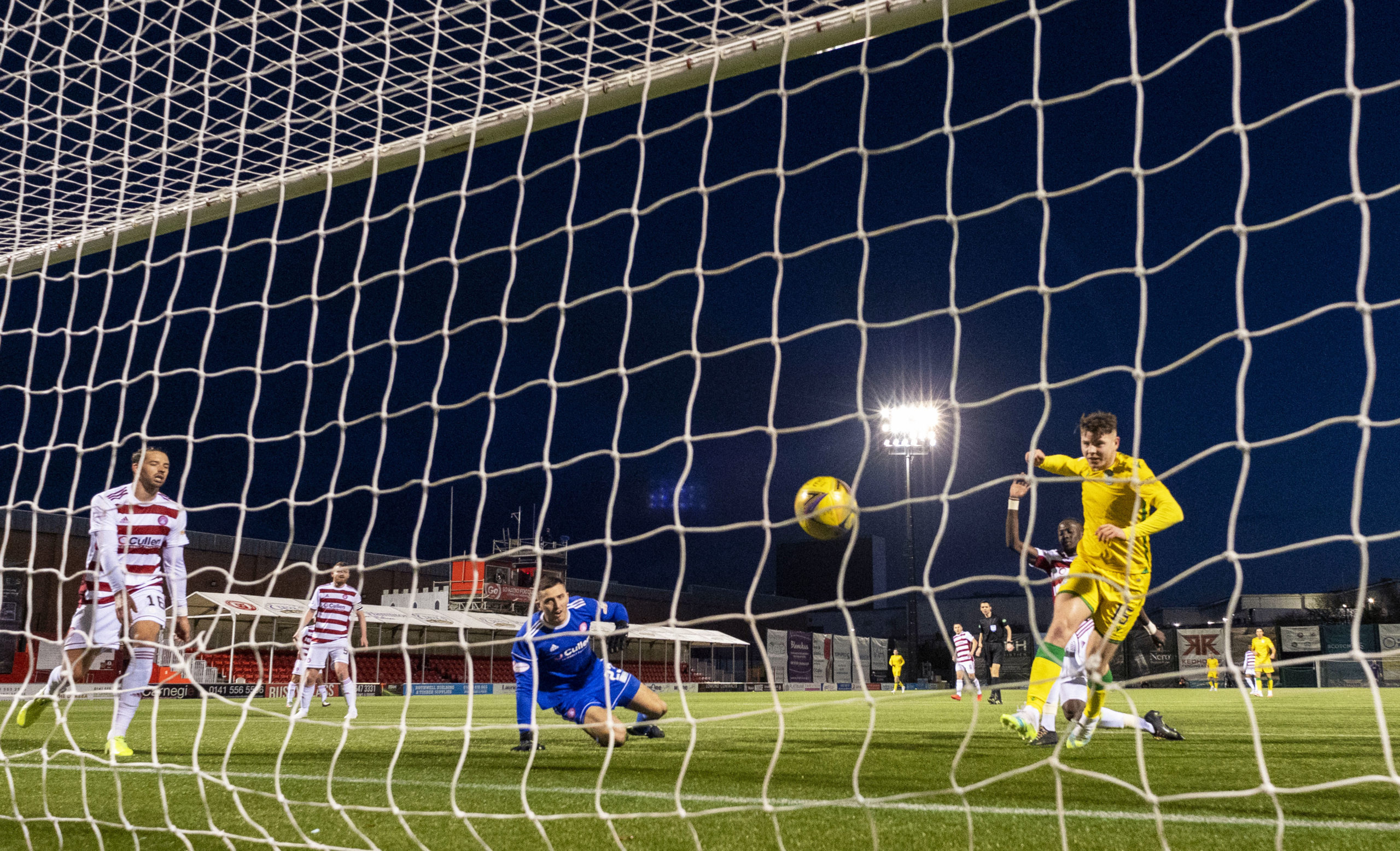 Hamilton Academical v Hibernian - Ladbrokes Scottish Premiership
