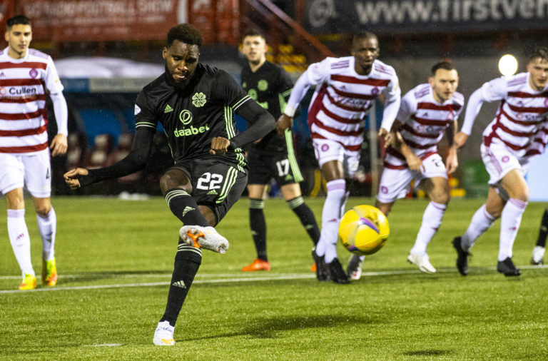 Odsonne Edouard Celtic injury