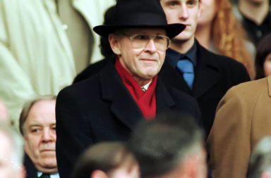 03/04/99 Spl.Celtic V Dundee (5-0).Celtic Park - Glasgow.Celtic Chairman Fergus Mccann