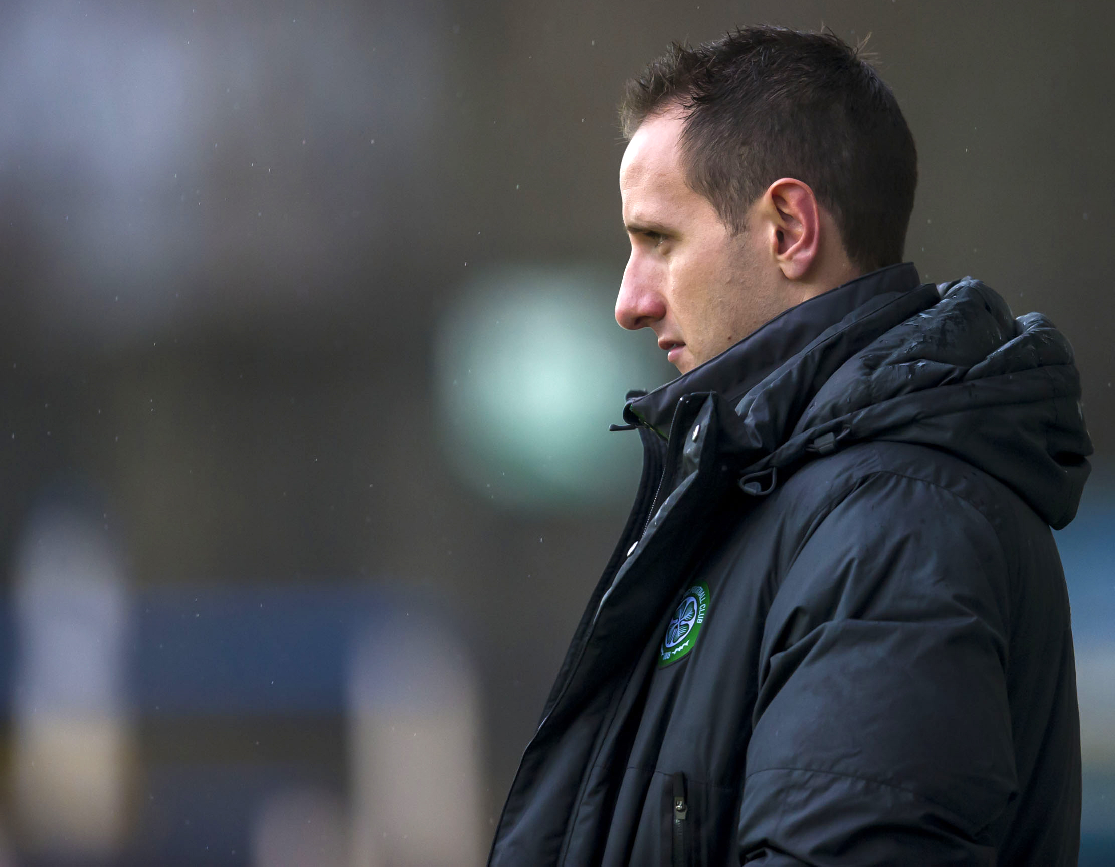 Celtic assistant manager John Kennedy