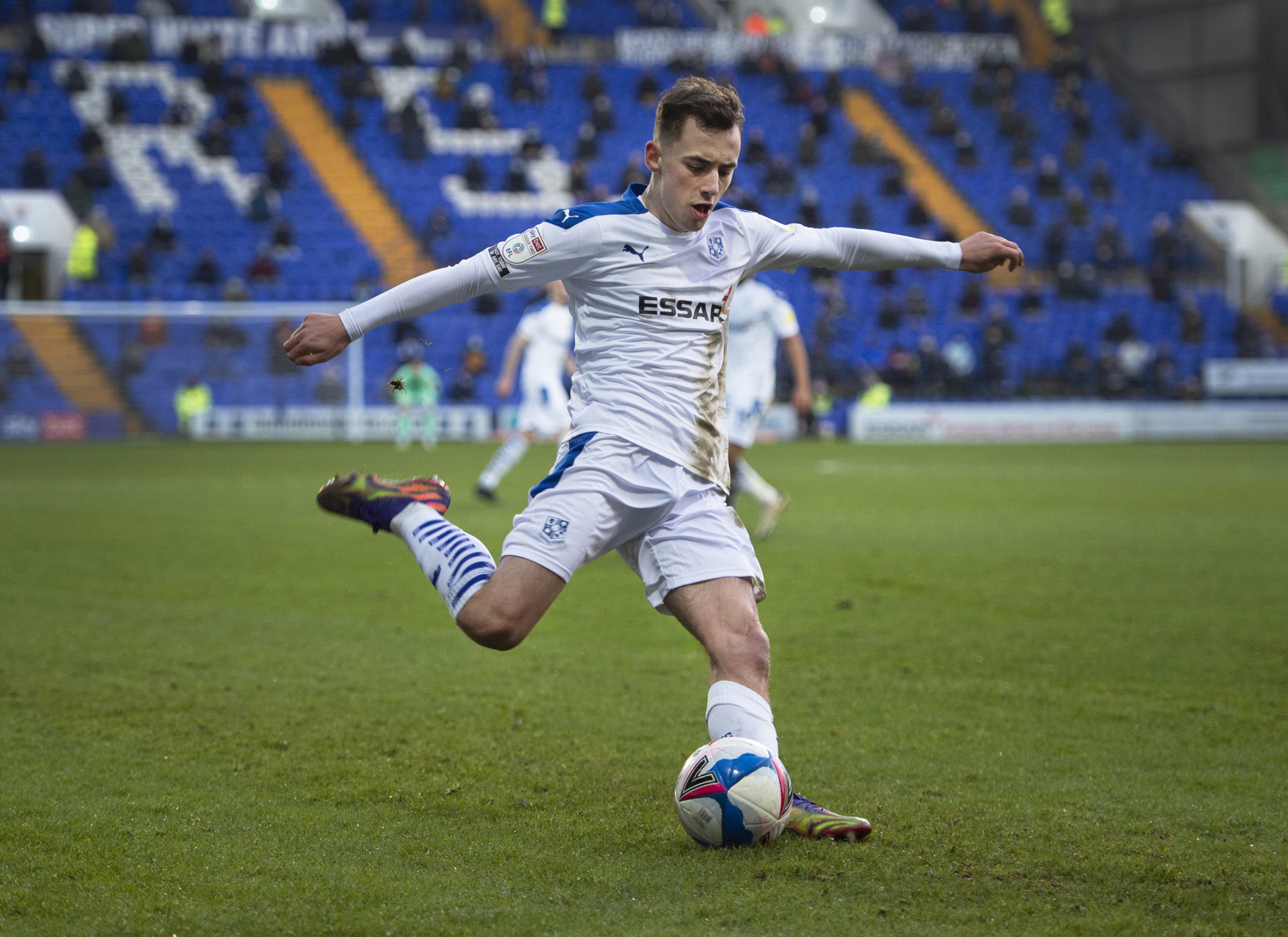 Tranmere Rovers v Walsall - Sky Bet League Two
