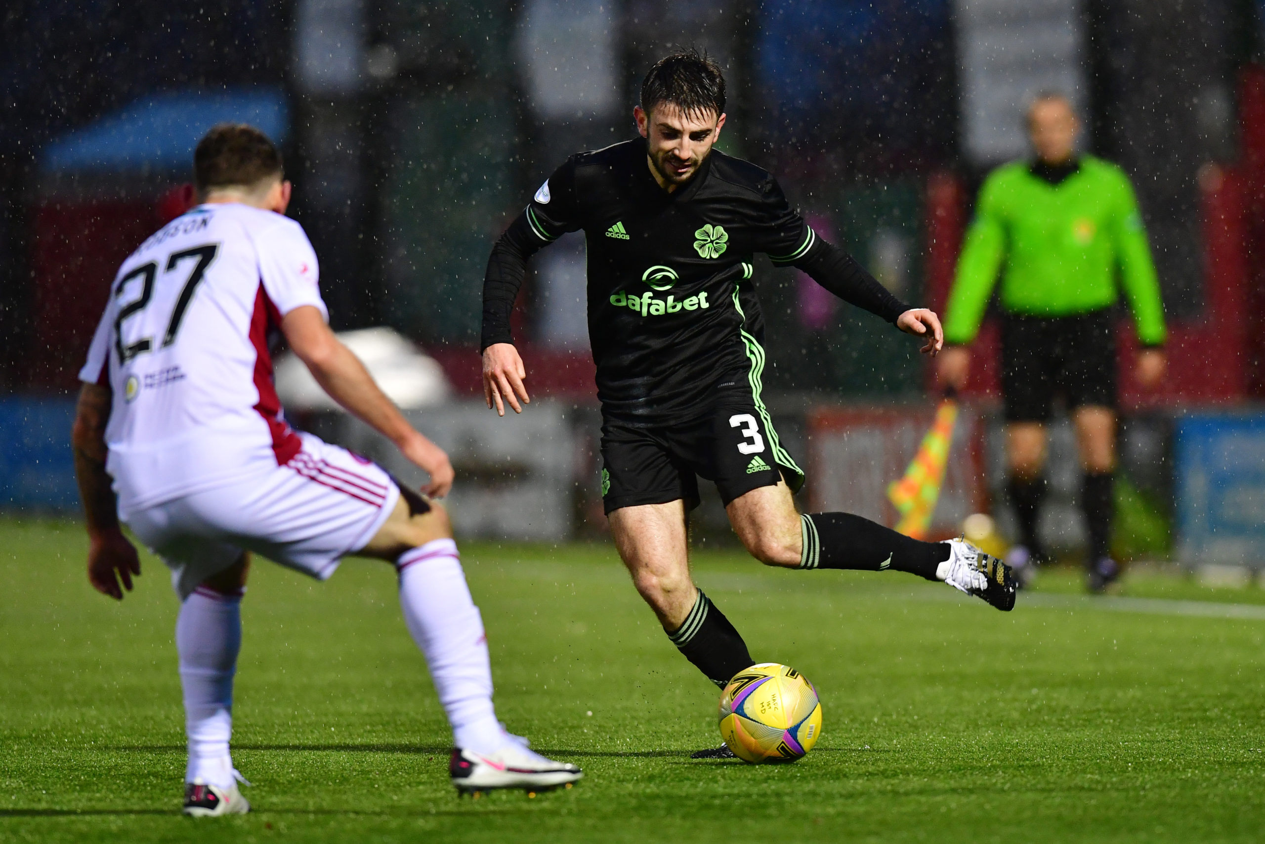 Hamilton Academical v Celtic - Ladbrokes Scottish Premiership