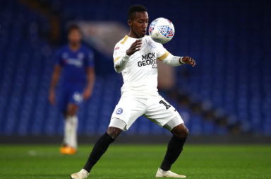 Chelsea U21 v Peterborough - Checkatrade Trophy