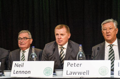Neil Lennon Celtic return