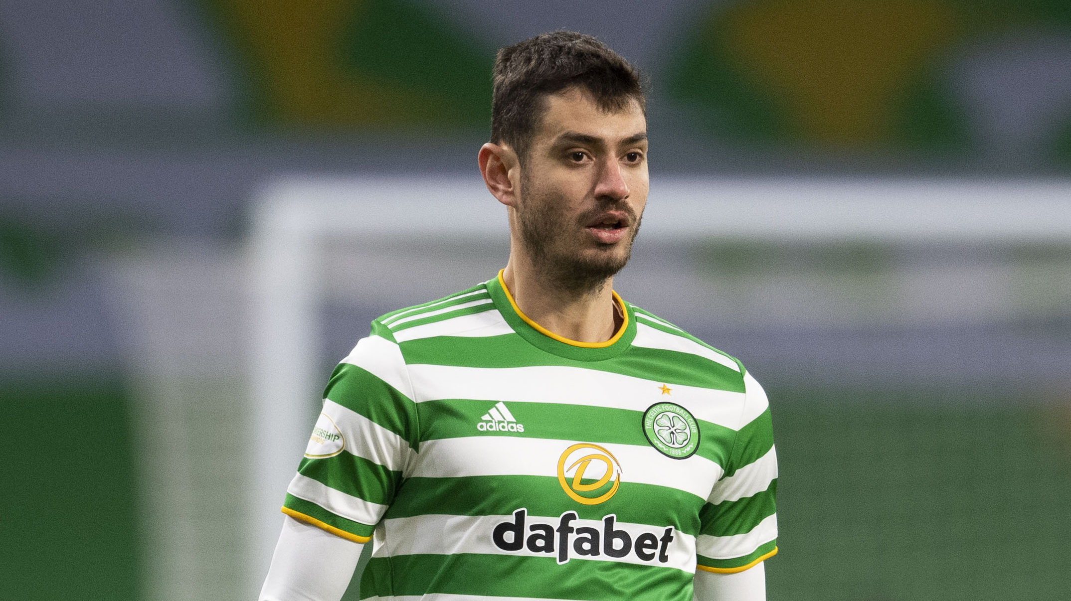 Celtic defender Nir Bitton