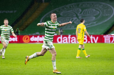 David Turnbull Celtic