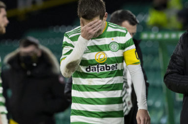 Celtic fans were unhappy after interview with Callum McGregor