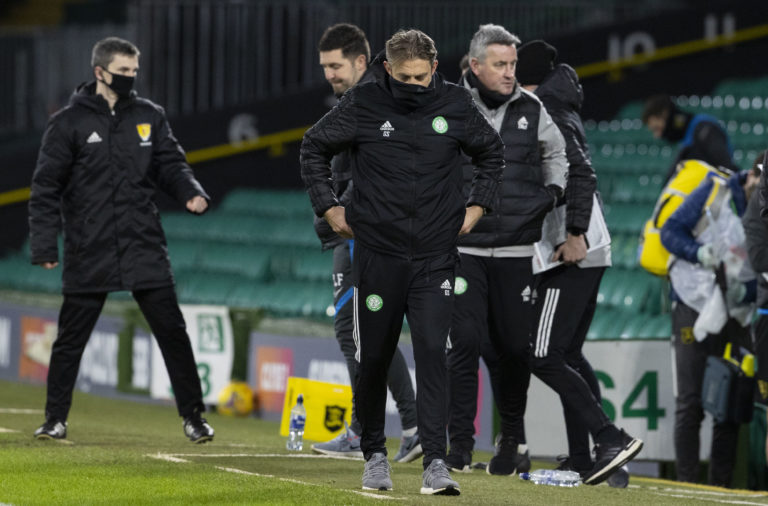 Celtic v Livingston - Ladbrokes Scottish Premiership