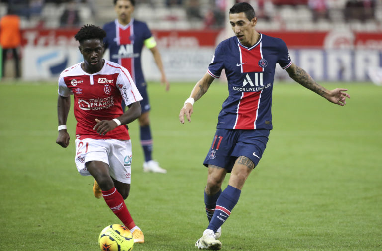 Stade Reims v Paris Saint-Germain - Ligue 1