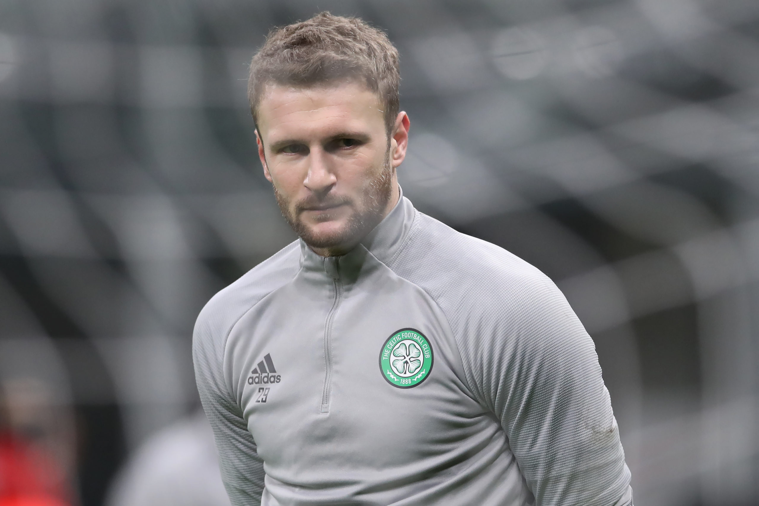 Scott Bain's is one of several Celtic careers that could use a boost in Sunday's Glasgow derby