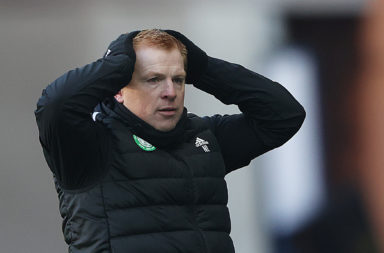 Is Neil Lennon on the verge of the sack from Celtic?
