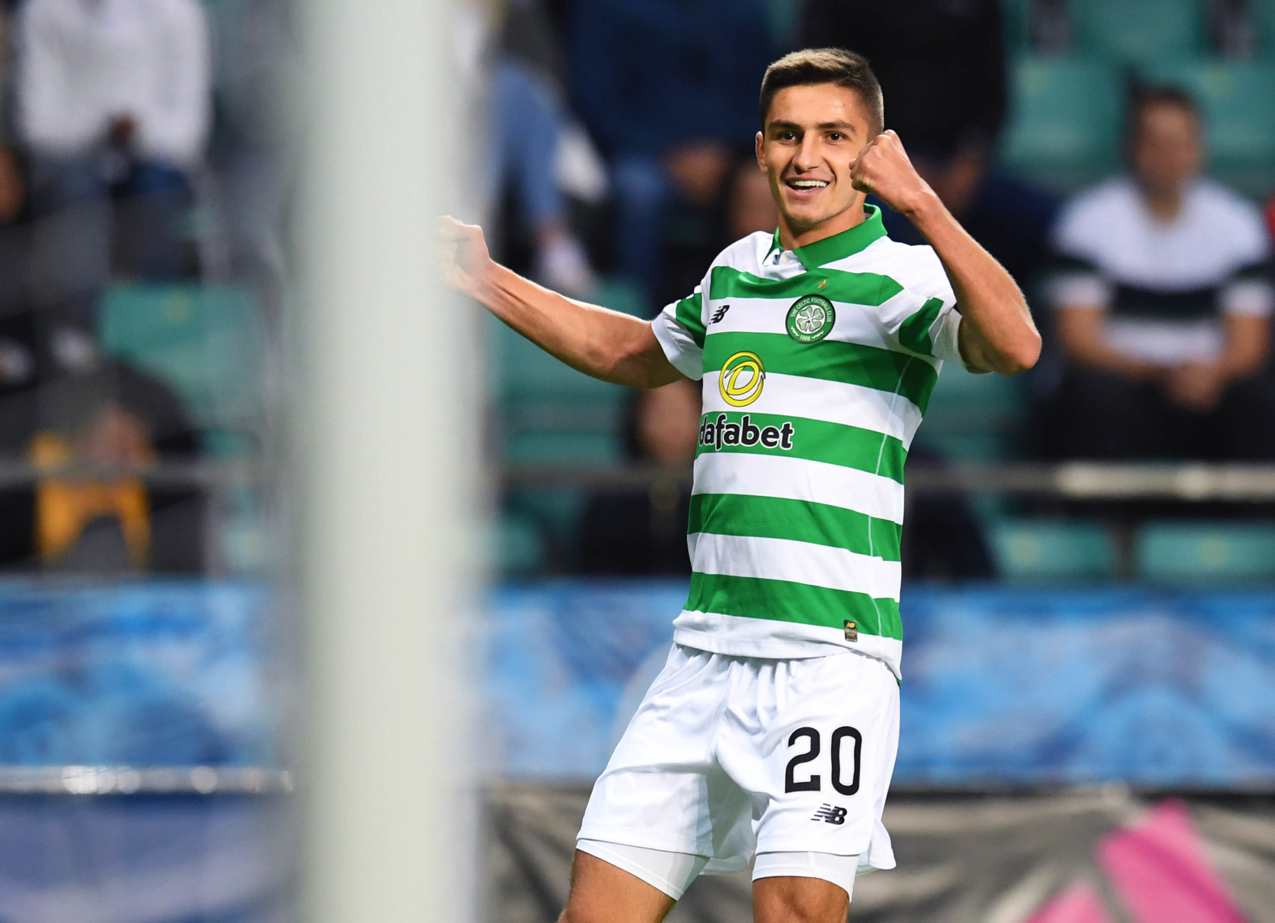 Marian Shved Celtic