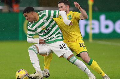 Armstrong Okoflex Celtic contract