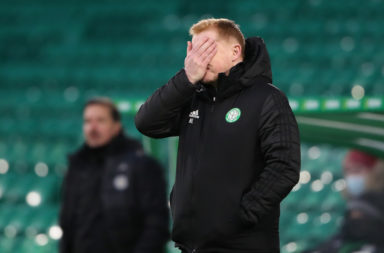 Neil Lennon Celtic fans
