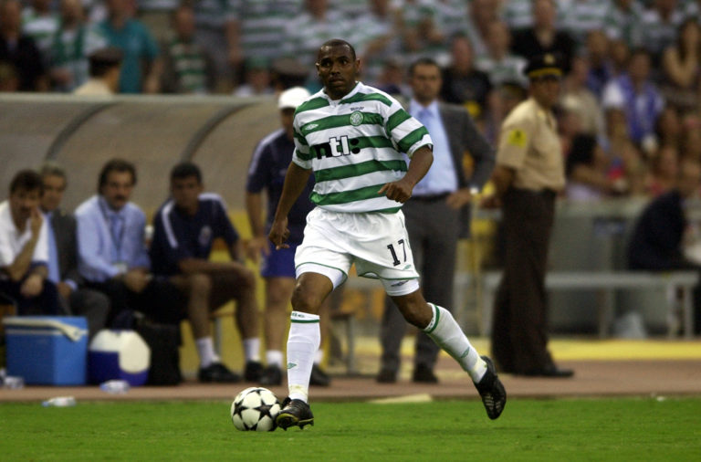 Soccer UEFA Cup Season 2003-2004: Celtic Glasgow