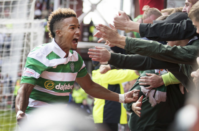 Hearts v Celtic: Ladbrokes Scottish Premiership