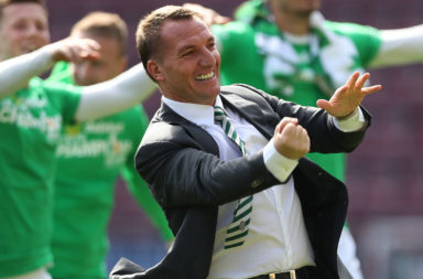 Hearts v Celtic - Ladbrokes Scottish Premiership