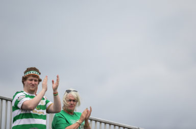 Shamrock Rovers v Glasgow Celtic - Club Friendly