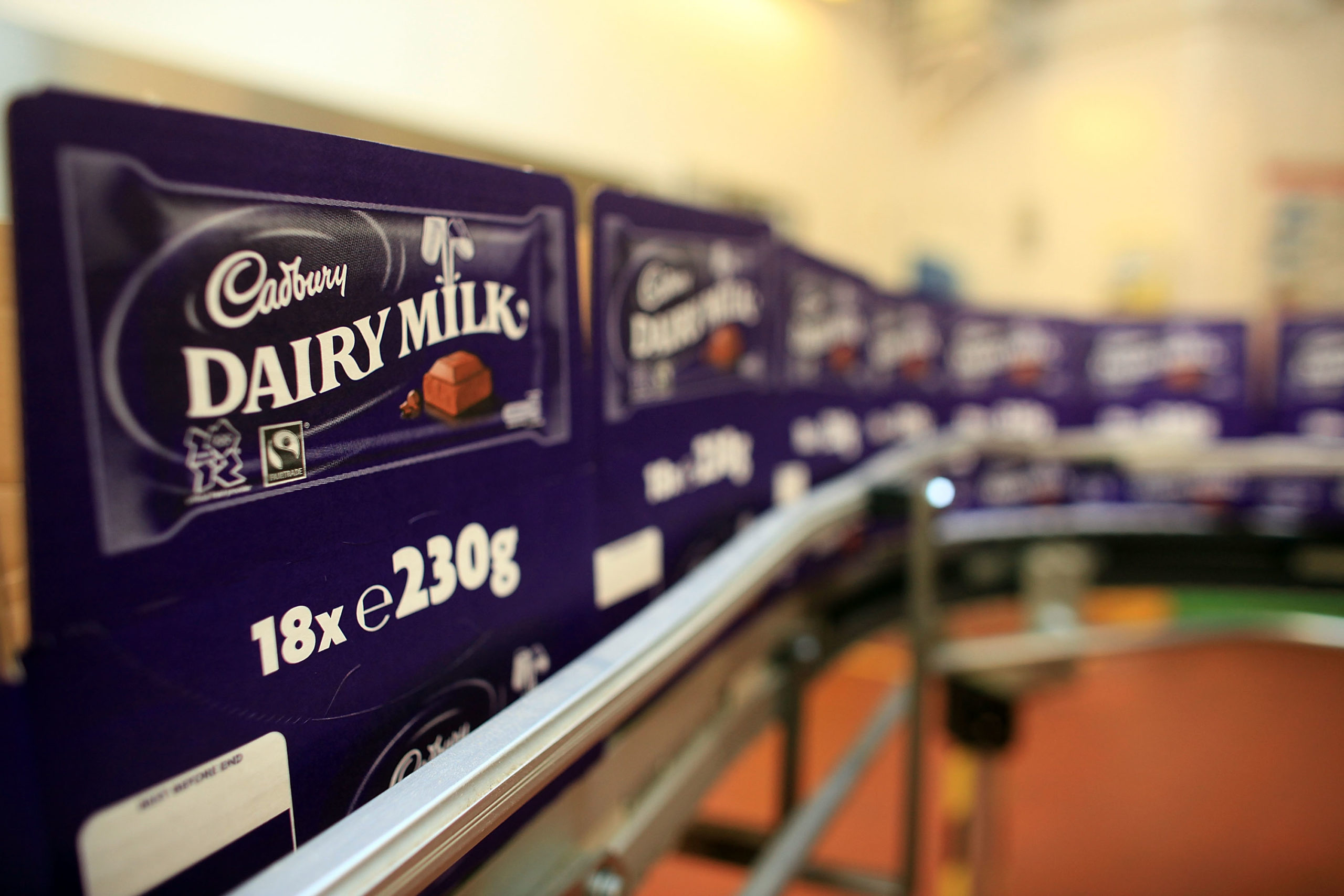 Celtic and Cadbury have collaborated on a special bar