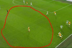 Motherwell in attack