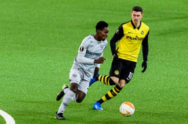BSC Young Boys v Bayer Leverkusen  - UEFA Europa League Round Of 32 Leg One