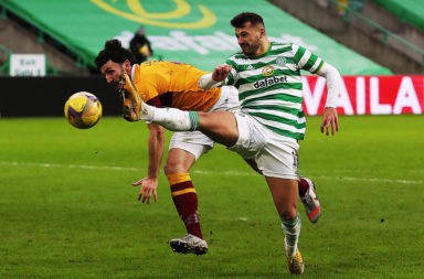 Celtic striker Ajeti