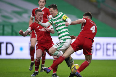 Celtic vs Aberdeen