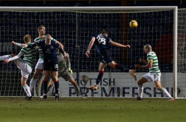 Celtic have been losing set-piece goals all season