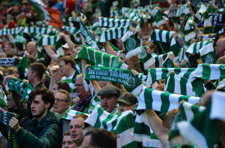 Celtic supporter engagement