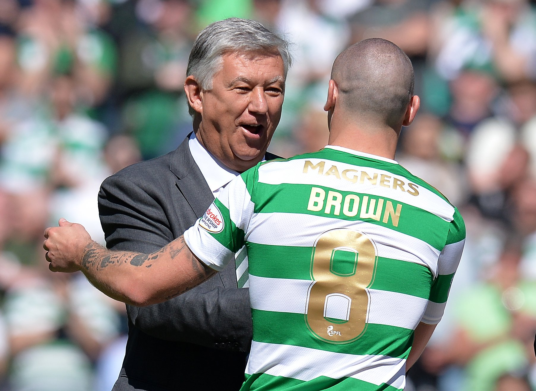 Celtic Peter Lawwell