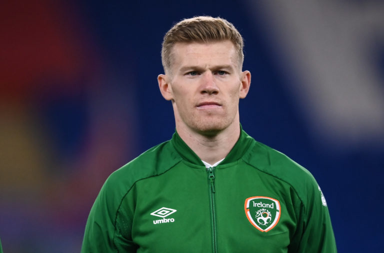 James McClean Instagram