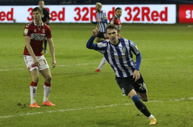 Sheffield Wednesday youngster Liam Shaw