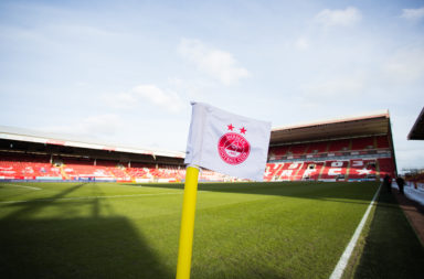Brown's new home will be Pittodrie