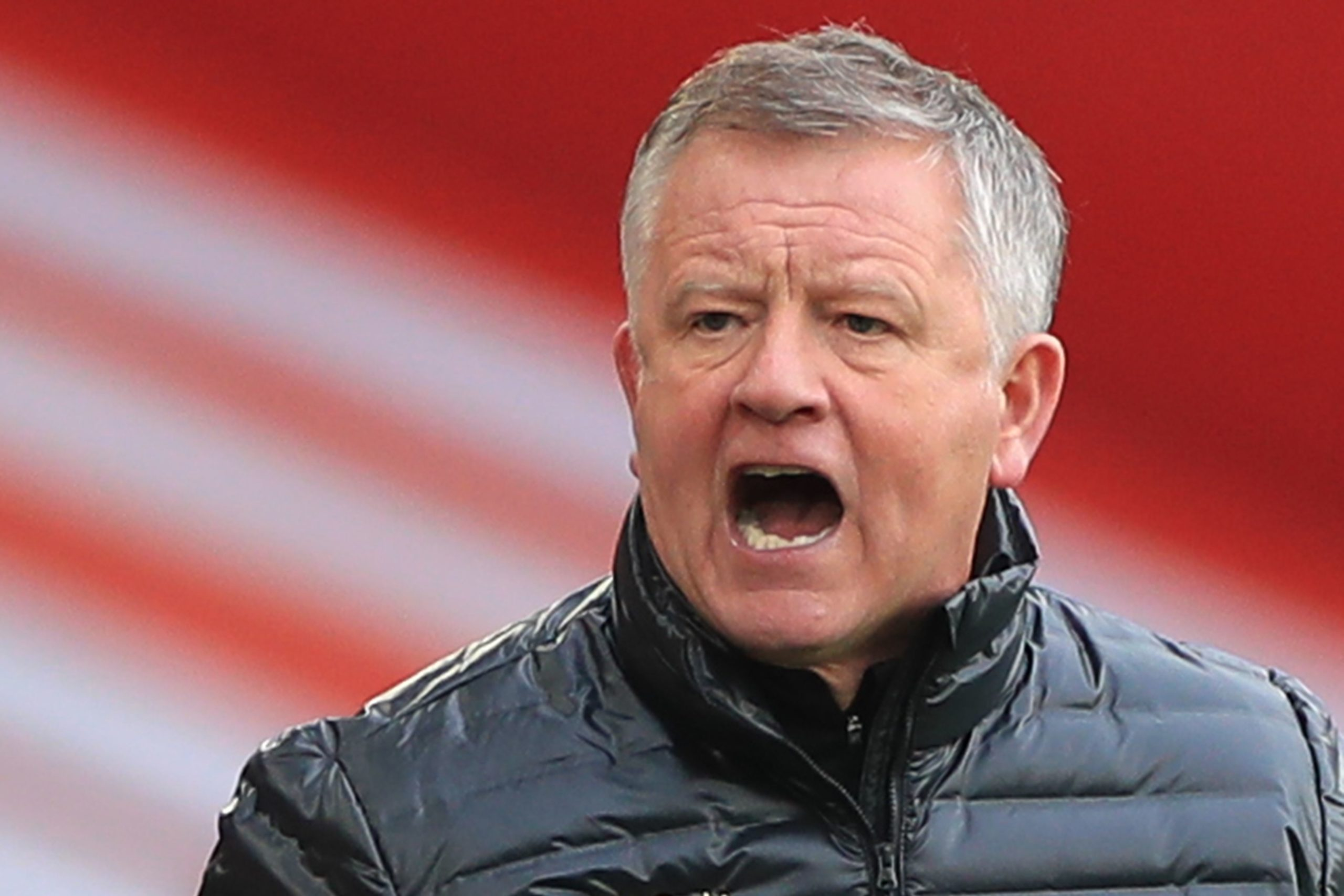 Potential Celtic candidate Chris Wilder