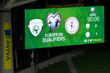 Republic of Ireland v Luxembourg - FIFA World Cup 2022 Qualifier