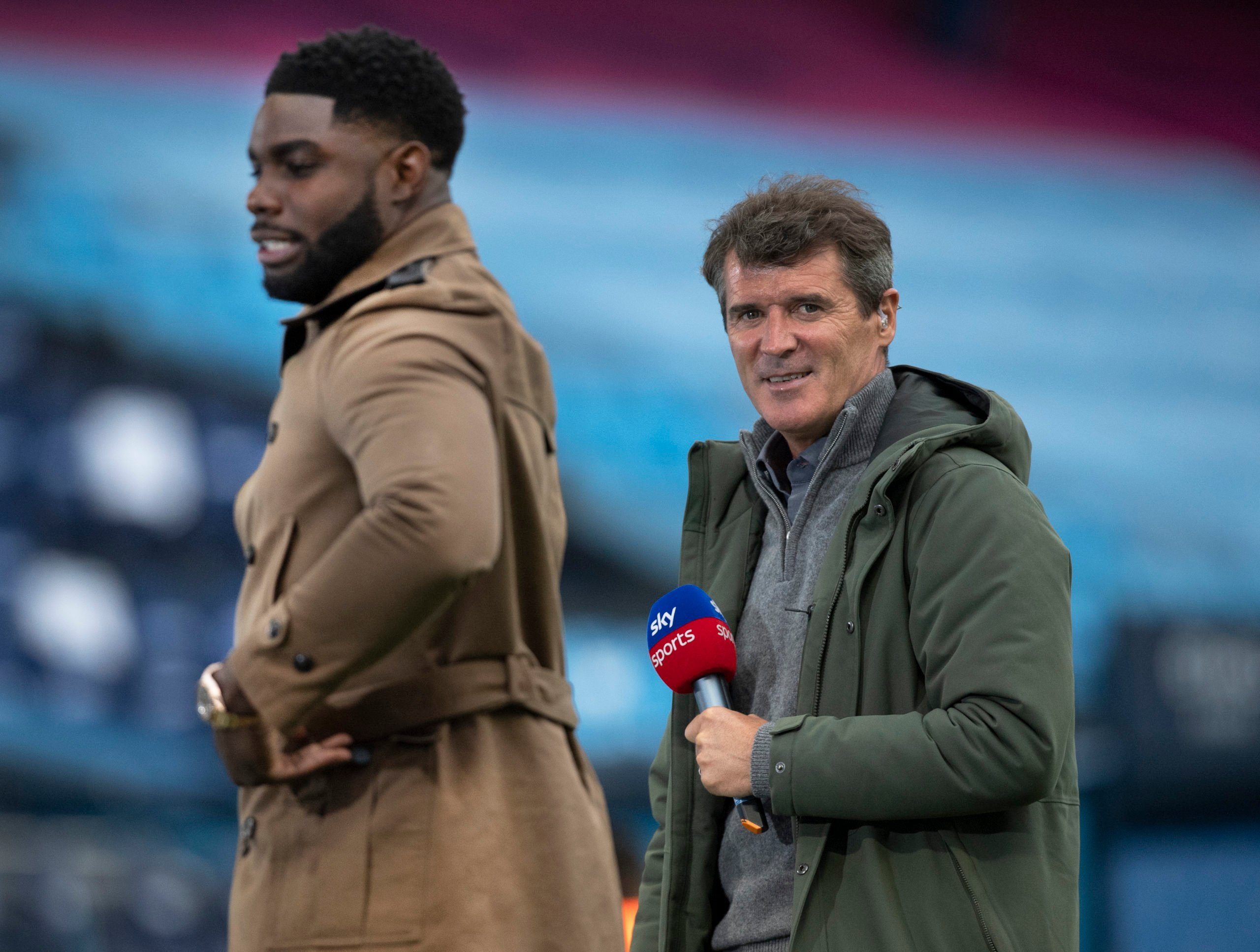 Micah Richards and Roy Keane at Celtic? No thanks