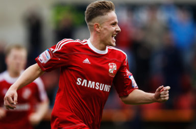 Swindon Town v Hereford United FC - npower League Two