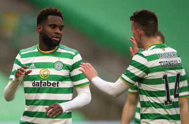 Celtic team news