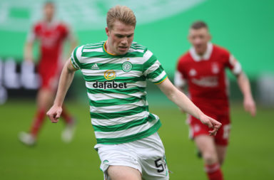 Celtic v Aberdeen - Ladbrokes Scottish Premiership