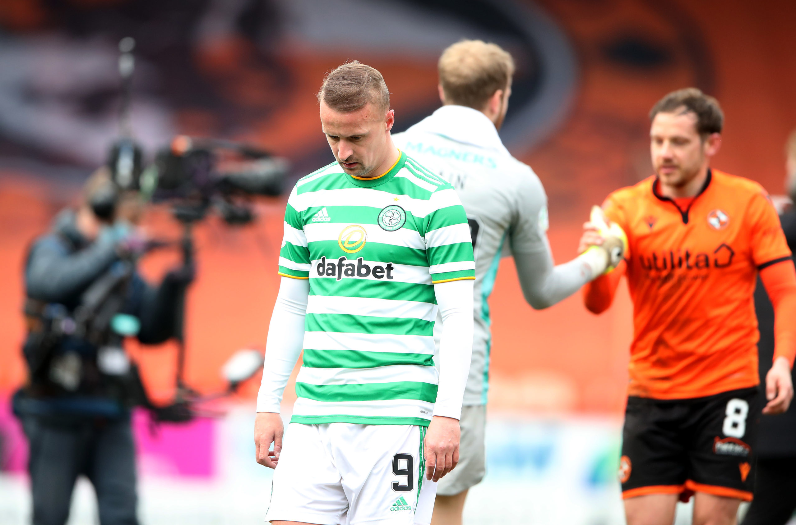 Leigh Griffiths' is one of several Celtic careers that need a performance in Sunday's Glasgow derby