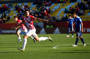 USA v Croatia: Group A - FIFA U-17 World Cup Chile 2015