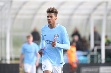 Manchester City v Reading - U18 Premier League Cup