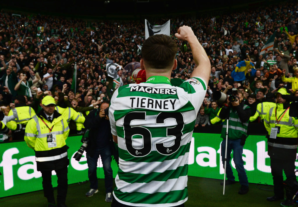 Celtic youngsters