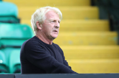 Gordon Strachan Celtic